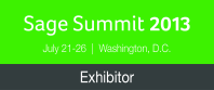 Summit 2013 Exhibitor